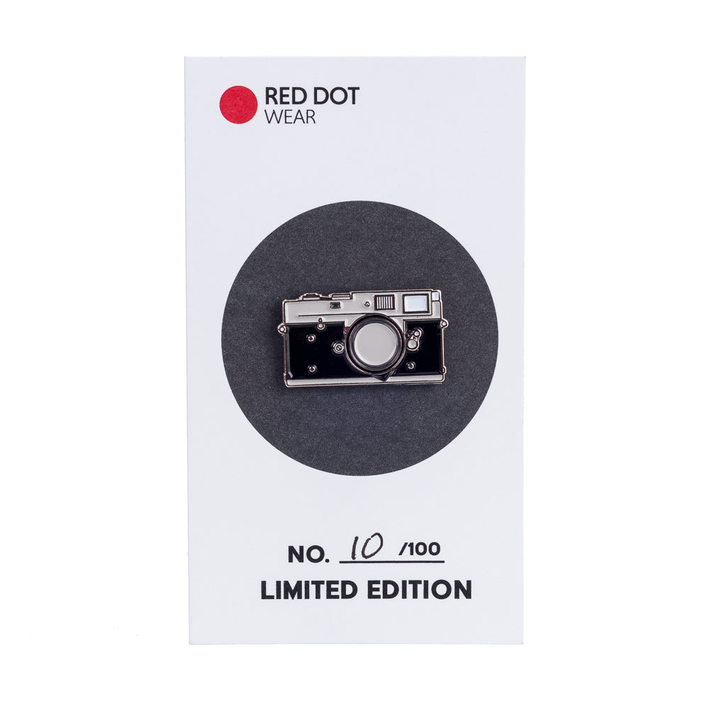 Leica Analog M Lapel Pin - Limited Edition