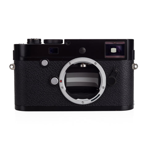 Used Leica M-P (Typ 240), Black Paint