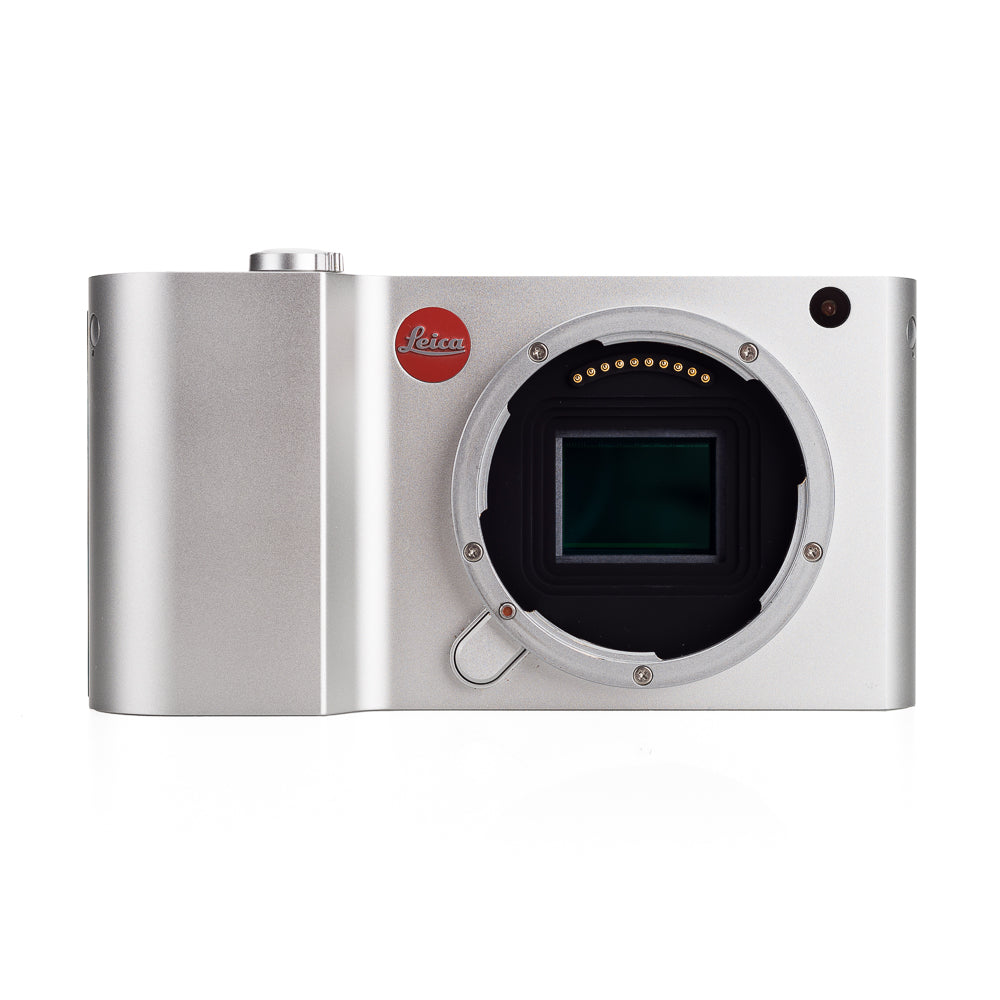 Used Leica T (Typ 701), Silver with Case