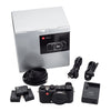 Used Leica CL, black -  2 Extra Batteries