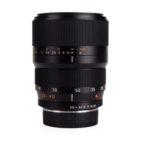 Used Leica Vario-Elmarit-R 28-90mm f/2.8-4.5 ASPH ROM - UVa Filter