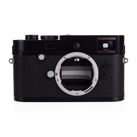 Used Leica M-P (Typ 240), Black Paint - Extra Battery