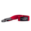 Artisan & Artist ACAM 295 Wrist Strap, Acrylic/Leather, Red
