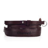 Oberwerth Leather Camera Strap, Dark Brown