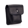 Oberwerth Leather Case for Camera Battery, Black