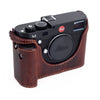 Arte di Mano Half Case for Leica M/M-P (Typ 240) for Multifunction Handgrip with Fingerloop Cutout - Rally Volpe