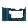 Arte di Mano Half Case for Leica SL (Typ 601) with Battery Access Door - Minerva Blue