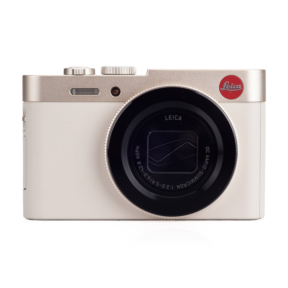 Used Leica C (Typ 112) - Light Gold - Extra Battery