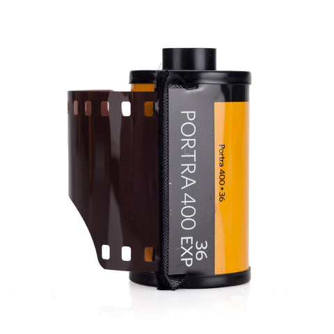 Kodak Professional Portra 400 Speed Color Negative Film - 36 Exp.