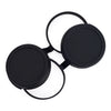 Leica 42x Ultravid Objective Covers, Black (Set of 2)