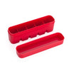 Japan Camera Hunter Film Case for 35mm Film - Half Size for 5 Rolls - Red
