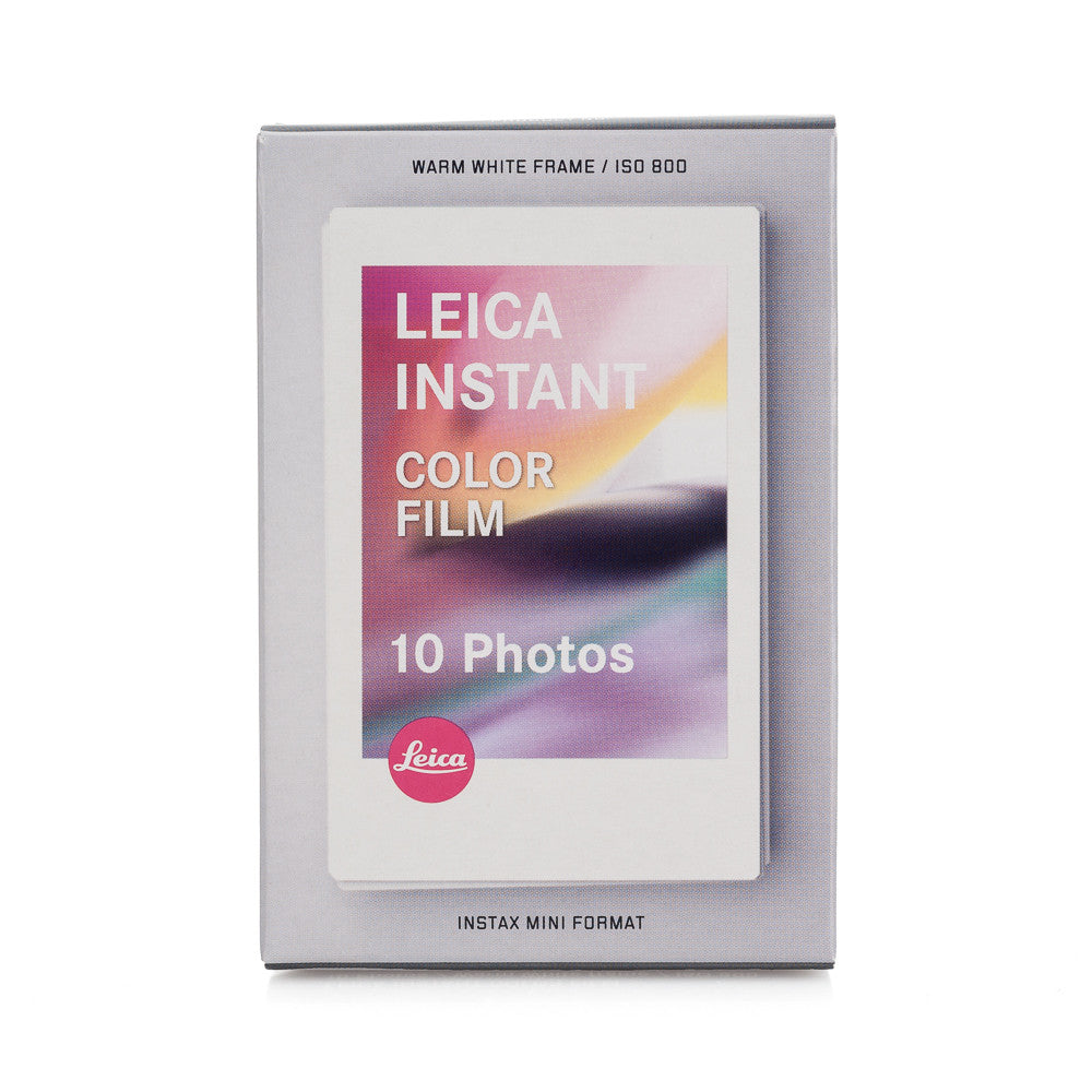 Leica Sofort Color Film Pack, Single (10 Exposures)
