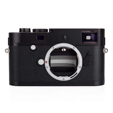 Used Leica M Monochrom (Typ 246), black chrome - 2 Extra Batteries & Thumbs Up