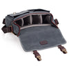 ONA Prince Street Camera Messenger Bag - Smoke