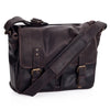 ONA Prince Street Leather Camera Messenger Bag - Dark Truffle