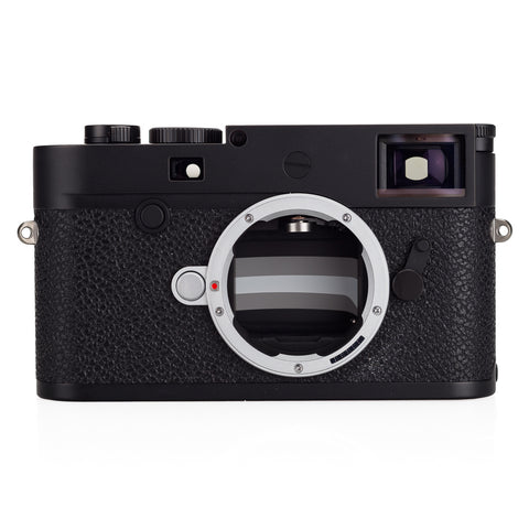 Used Leica M10-P, black chrome
