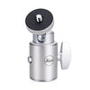 Leica Ball Head 18, Small Silver Anodized Finish