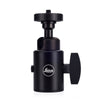 Leica Ball Head 18, Small Black Anodized Finish