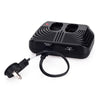 1 Foot Low Profile Power Cord for Battery Chargers
