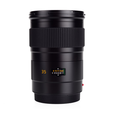 Used Leica Summarit-S 35mm f/2.5 ASPH (New Focus Motor)
