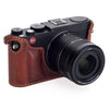 Arte di Mano Half Case for Leica X (Typ 107 & 113) - Rally Volpe