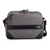 Artisan & Artist* ACAM 9200 Canvas/Leather Camera Bag, Grey
