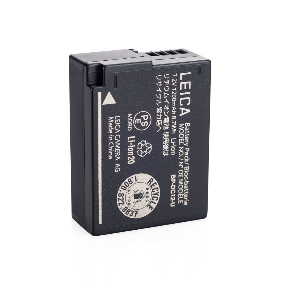 Leica Q Lithium-Ion Battery, BP-DC 12