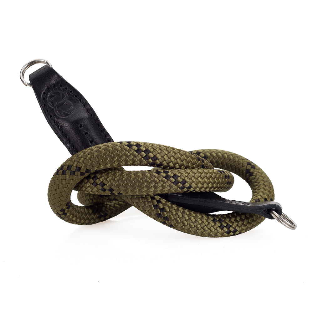 Leica Rope Strap by Cooph, Olive, 100cm, Key-Ring Style