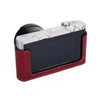 Arte di Mano Leica TL2 Half Case - Rally Bordo