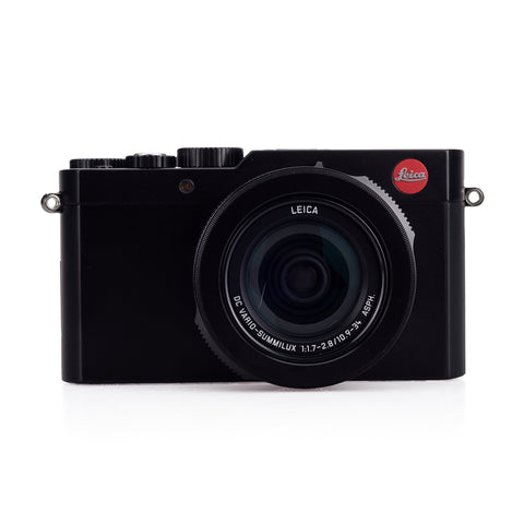 Certified Pre-Owned Leica D-LUX (Typ 109), Black