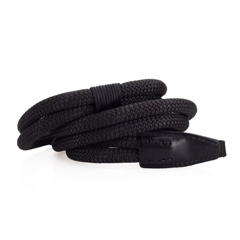 Leica Double Rope Strap by Cooph, Night, 126cm, Nylon-Loop Style