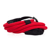 Leica Double Rope Strap by Cooph, Red, 126cm, Nylon-Loop Style