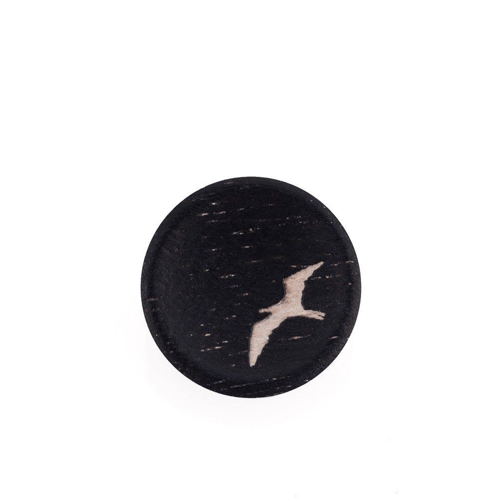 Artisan Obscura Bird (Ebony), Large Concave Soft Release