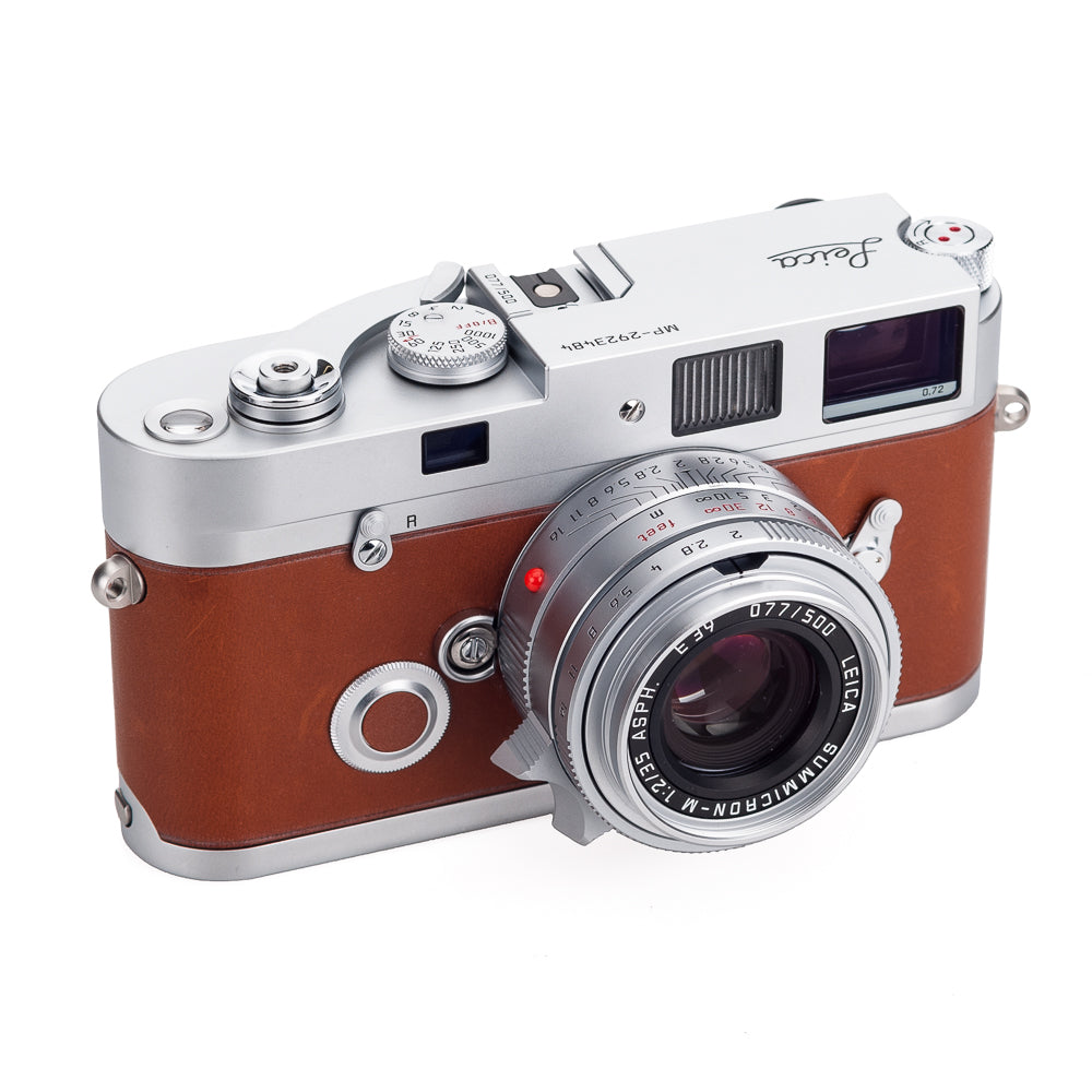 Used Leica MP 0.72 Hermes Edition Set with Summicron-M 35mm f/2 ASPH - 077/500