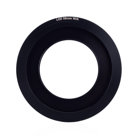 "Schneider 58mm Adapter Ring for 4"" Filter Holder"