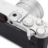 Thumbs Up EP-SQ2 for Leica Q (Typ 116), Silver - Version 2