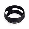 Leica Lens Hood for 50mm f/1.4 Summilux, Black Chrome (11688)