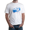 Dodge & Burn Rangefinder Classic White T-Shirt - Xtra Large