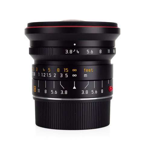Used Leica Super-Elmar-M 18mm f/3.8 ASPH