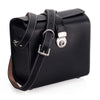 Arte di Mano Heritage Camera Bag - Minerva Black with White Stitching