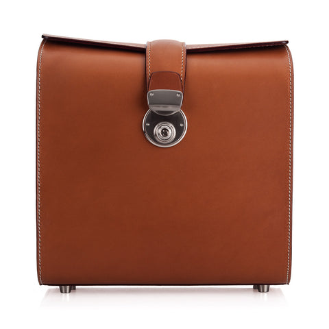 Arte di Mano Heritage Camera Bag - Barenia Tan