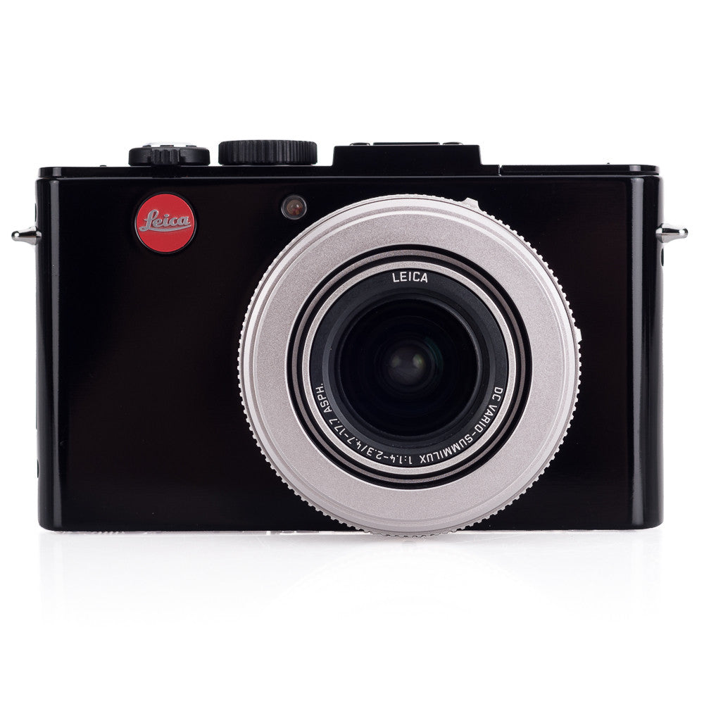 Used Leica D-LUX 6 - Glossy Black/Silver