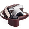 Leica Case for Visoflex (Typ 020), Leather Brown