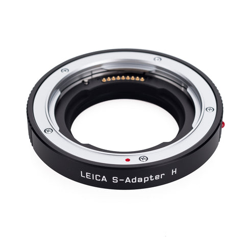 Leica S-Adapter H for Hasselblad HC and HCD Lenses
