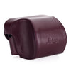 Leica Ever ready case Nappa bordeaux