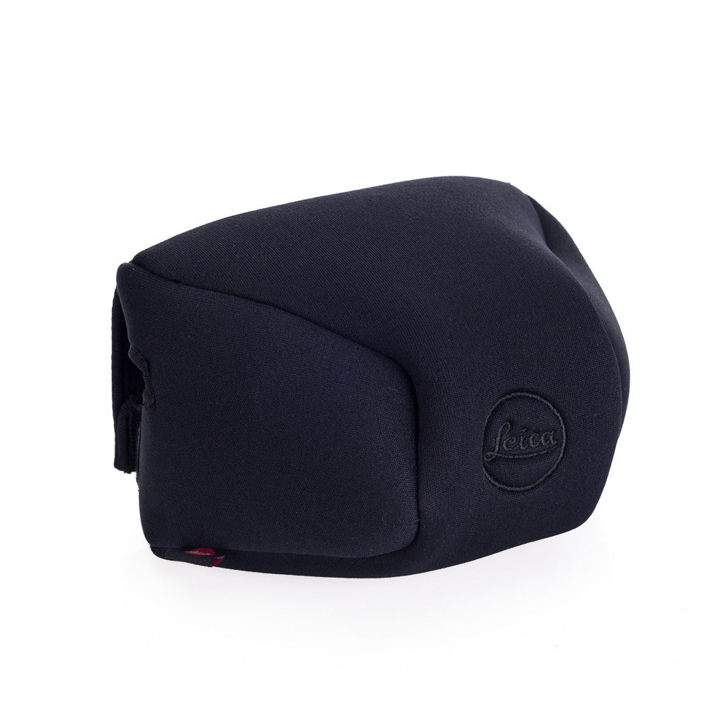 Leica Neoprene Case M Black with Small Front