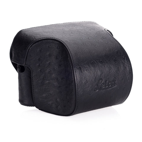 Leica Ever ready case Ostrich look black