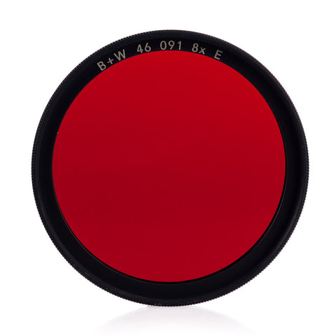 B+W 46mm #29 Dark Red (091) Filter