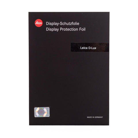 Leica D-Lux 7 Screen Protector Set