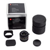 Used Leica Elmarit-M 28mm f/2.8 ASPH, Black - 6-Bit (11606)